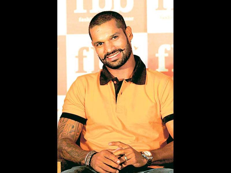 Shikhar DhawanAge: 28Country: IndiaIPL team: Sunrisers HyderabadRole: Captain and batsmanSex appeal: His raw, rustic appeal and trendsetting twirled ­moustache.
