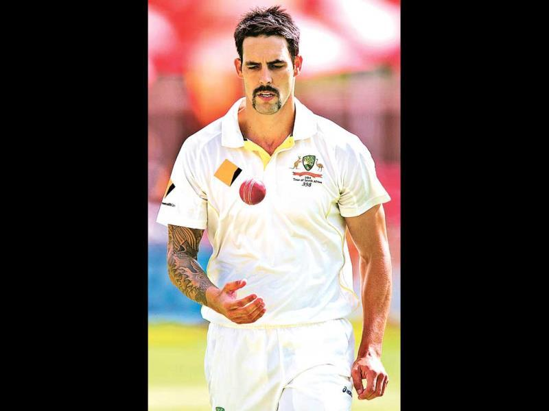 Mitchell JohnsonAge: 32Country: AustraliaIPL team: Kings XI PunjabRole: BowlerSex appeal: His horseshoe ­moustache and effortless play.