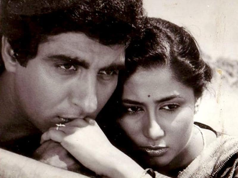 Raj Babbar already had two kids - Arya and Juhi with Nadira when Smita Patil married him. And he never quite left Nadira and Smita Patil died at child birth soon after their wedding.