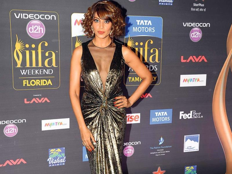 Bipasha Basu strikes a pose.