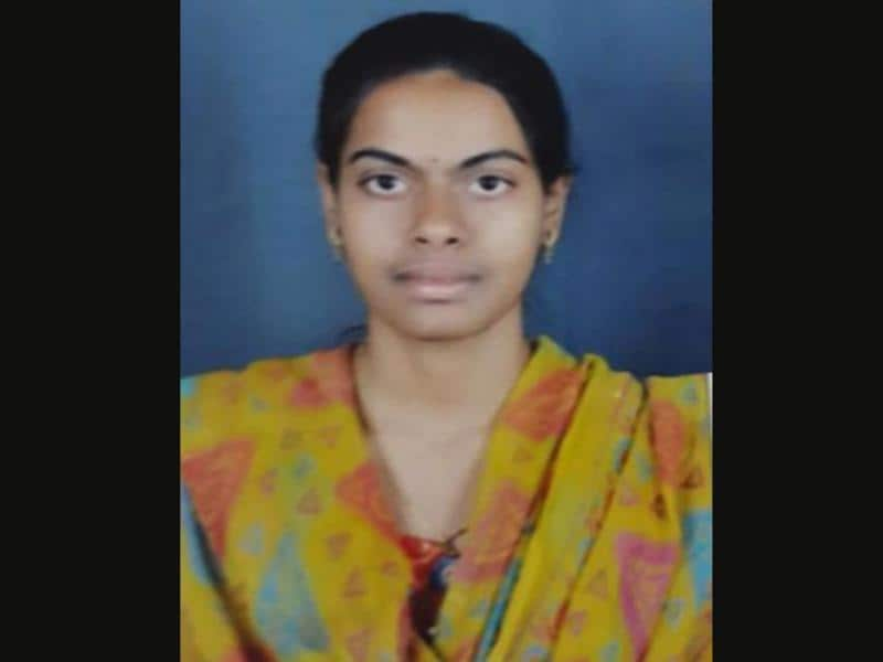 Swati (24), an assistant systems engineer at IT firm TCS, in blasts on Guwahati-Bangalore Express in Chennai. (HT photo)