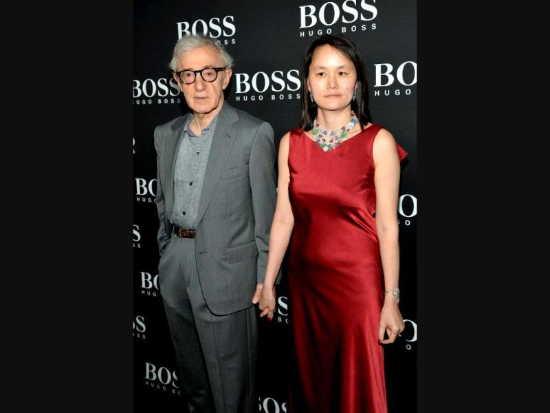 Woody Allen is 35 years older to his partner Soon Yi Previn. (AFP)
