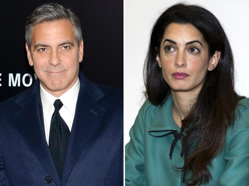 After dating a string of actresses, models, a cocktail waitress and a former professional wrestler, Clooney recently proposed to 36-year-old international law attorney Amal Alamuddin. The age-difference between the couple is 16 years. We look at other couple for whom age is just a number.