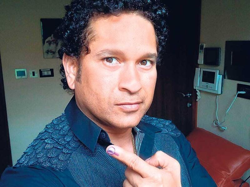 #felfie: We had predicted that the 2014 Lok Sabha elections would be the first-of-its-kind due to the explosion of social media. But no one expected that in India, voters, from Sachin Tendulkar to college students, would show their inked fingers with such little hesitation.