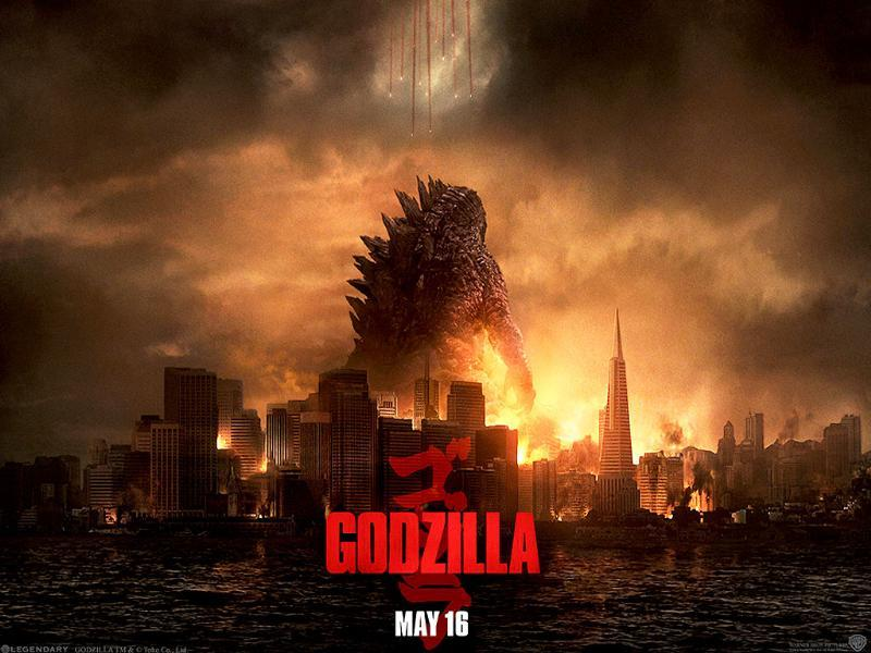 Gareth Edwards has rebooted Godzilla and the film will crash into a theatre near you later this month.