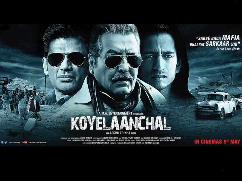 Koyelaanchal unveils itself through Saryu Bhan Singh, an ex-owner turned mafioso of the region, who through his sheer brutality and defiance of the laws of the land, forces the people and the authorities to acknowledge him as their 'maalik'.