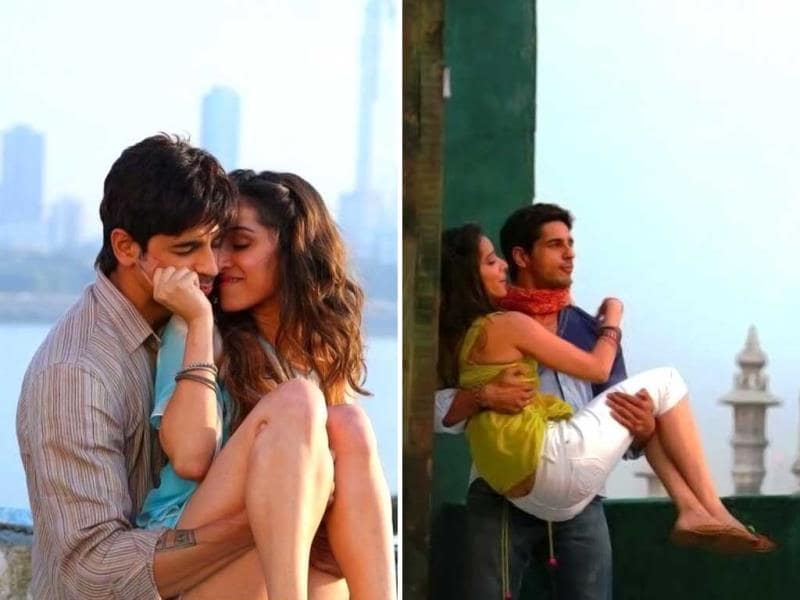 Did you like Sidharth and Shraddha's chemistry in Galliyan? Post your comments.