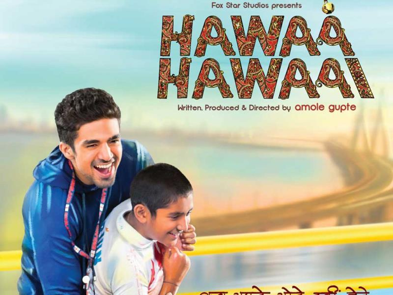 Hawaa Hawaai is the story of Arjun who moves to the big city along with his mother and little sister. Out there, he discovers a hidden world of in-line skating through coach Lucky, who mentors kids to become skating champions.