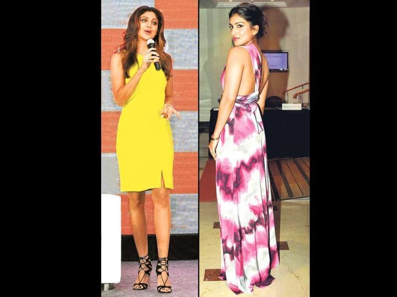 Most of us take our fashion cues from what celebs wear. But do they always get it right? We put their looks under the scanner.The good: Shilpa Shetty at a Mumbai event and Pallavi Sharda at a function. | OURTAKE: For wearing dresses that fit well, going easy on the accessories and keeping it classy, Shilpa and Pallavi both win our vote.