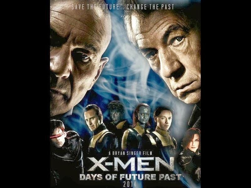 The new X-Men Movie (X-Men: Days of Future Past) is scheduled to release on May 23. The film is inspired by the 1980 comic series of the same name. Premise: The X-Men send back Wolverine to the past in order to prevent an all-out war. A new nemesis has necessitated the formation of a united team of younger X-Men and present-day older X-Men. The movie apparently has a large role for Trask Industries and Sentinels. (For the uninitiated: Sentinels are giant mutant-killing robots developed by Bolivar Trask played by the recent Game of Thrones sensation, Peter Dinklage.) Here's a look at things to be excited about.(Text by: Shantanu Argal)