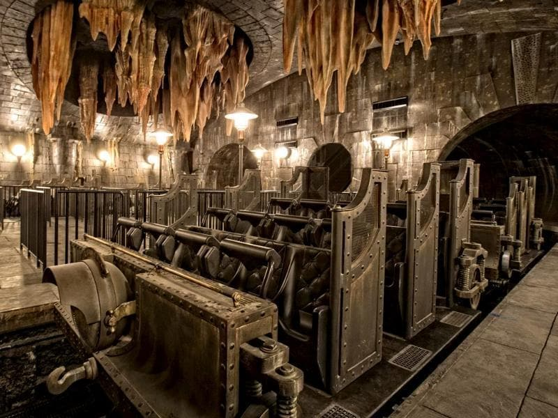A new ride has opened as a part of The Wizarding World of Harry Potter in Orlando, Florida, which aims to recreate an experience from the last book.