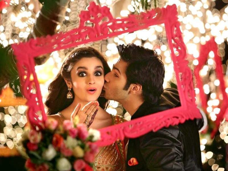 Alia Bhatt and Varun Dhawan are back onscreen in Dharma Productions' Humpty Sharma Ki Dulhania. Both of made their debut in Karan Johar's Student of the Year.