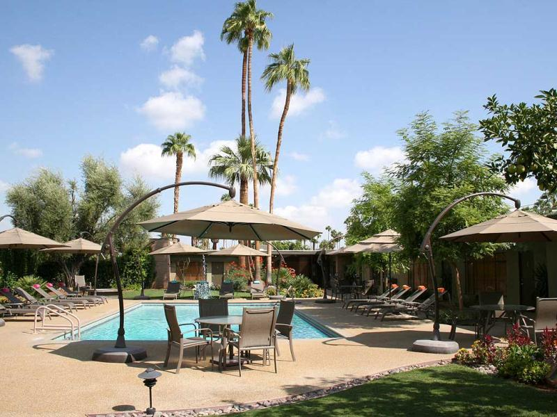Desert Riviera Hotel, Palm Springs, California, United States: