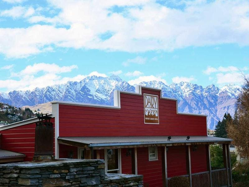 The Dairy Private Luxury Hotel, Queenstown, New Zealand: