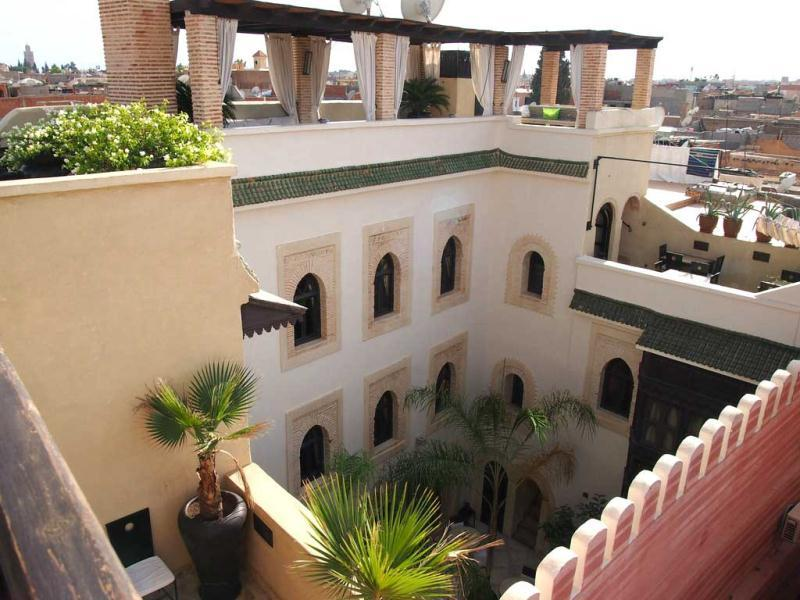 Riad Kheirredine, Marrakech, Morocco: