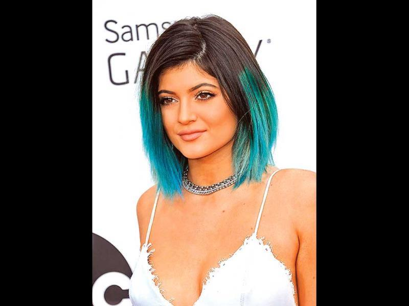 We are not even talking about scoring with a dramatic asymmetrical bob, a faux hawk or a closely cropped mane — because this summer, colour is all you need to let your personality shine through. (Agency Photo)In picture: Kylie Jenner
