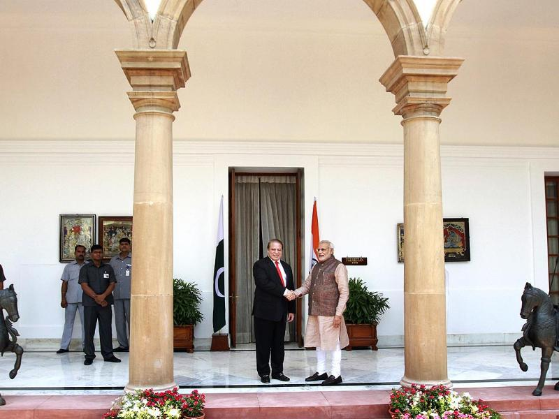 PM Modi had asked his Pak counterpart Nawaz Sharif to clamp down on terror to bridge the trust deficit between the two neighbours. (PTI file photo)
