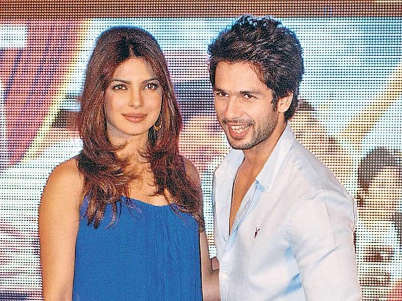 Shahid-Priyanka: After splitting in 2011, the two have been cordial and even worked together. Shahid said,