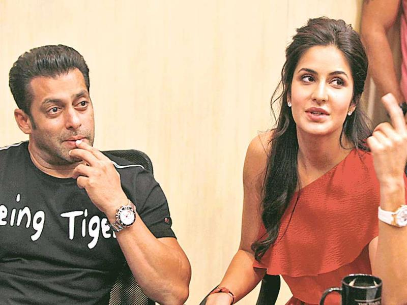 Salman-Katrina: They dated from 2003 to 2008, Katrina is often spotted with Sallu's family. In an interview, she said,