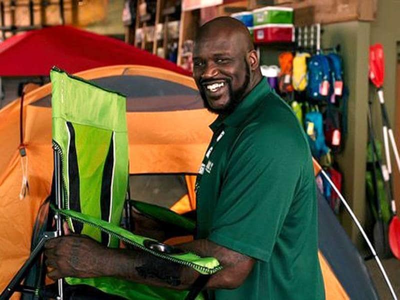 Retired basketball player and rapper Shaquille O'Neal will be seen in the role of Doug. (Agencies)