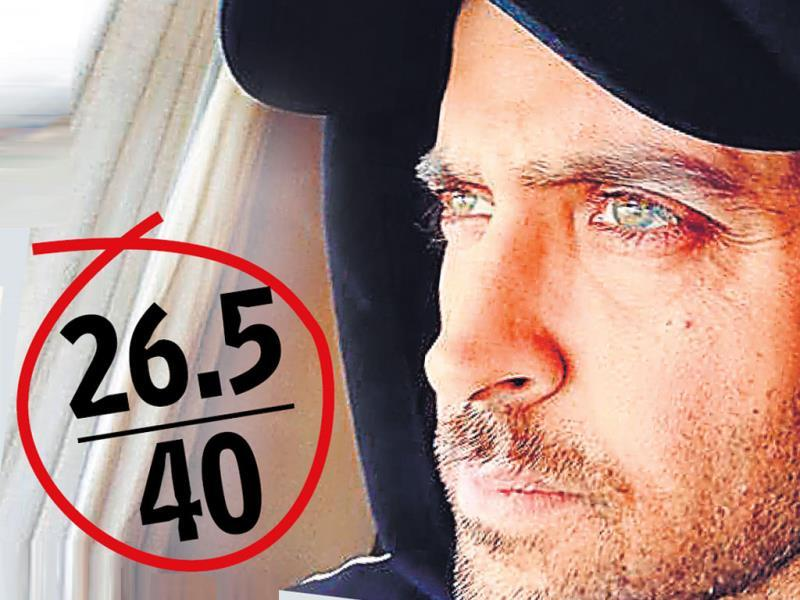 Hrithik RoshanDabboo: 8 Rahul: 8Rohit: 4Tarun: 6.5Hrithik's pictures attract a lot of attention, too.