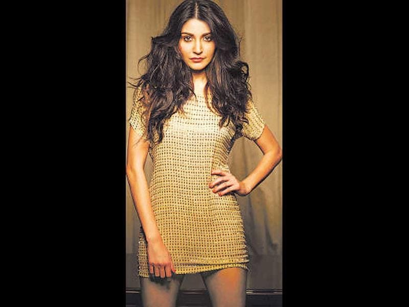 Anushka SharmaShe will be seen in an action role in her maiden production, NH10, which is a thriller. Apparently, the makers brought a team of Hollywood action directors on board for the project. (HT PHOTO)