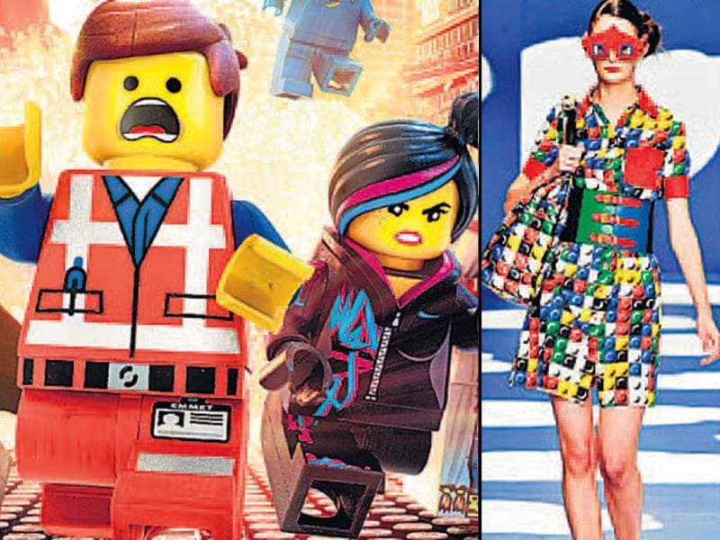 To acquire Inspiration: Fashion The LEGO Movie pictures trends