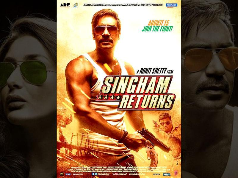 Singham was one of the biggest hits of 2011.