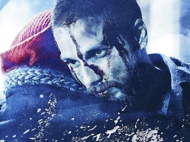 Shahid Kapoor plays the lead role in Vishal Bhardwaj's Haider.