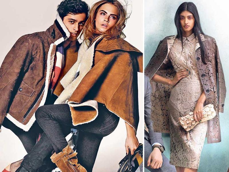 While Indians have been leading faces on the runway before, British brand Burberry seems to be in love with fresh desi faces. The new favourites are 19-year-old Neelam Gill and half-Punjabi, half-English Tarunjit Nijjer, 19.