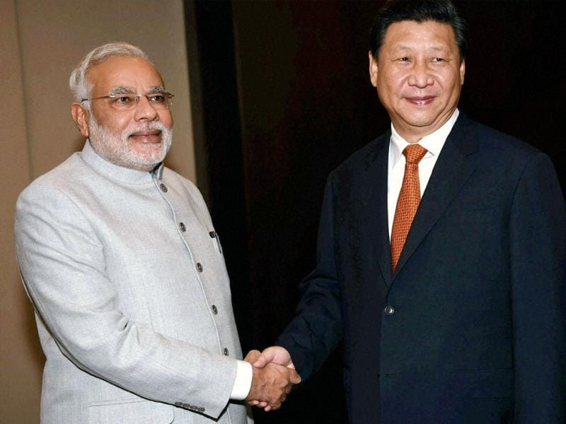 India expects that Xi's visit will address 'interests and concerns' of both the countries. (PTI photo)