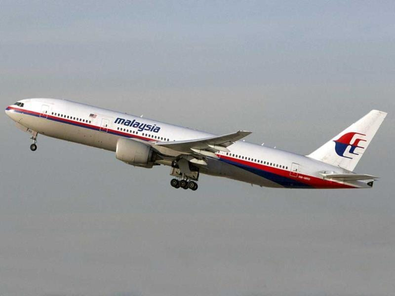 The Malaysia Airlines Boeing 777-200, with the tail number 9M-MRD, is the same aircraft that was heading from Amsterdam to Kuala Lumpur when it crashed near the Ukraine Russia border. (AP file photo)