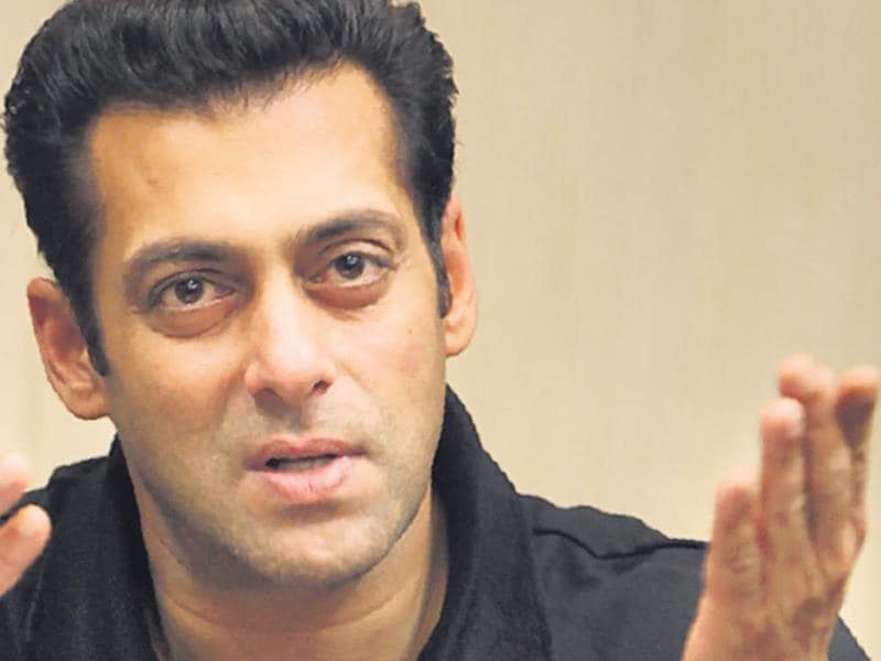 Salman Khan: He went to the Scindia School in Gwalior for a few years, and finished his schooling from St. Stanislaus High School in Bandra, Mumbai. He dropped out of National College, Bandra.
