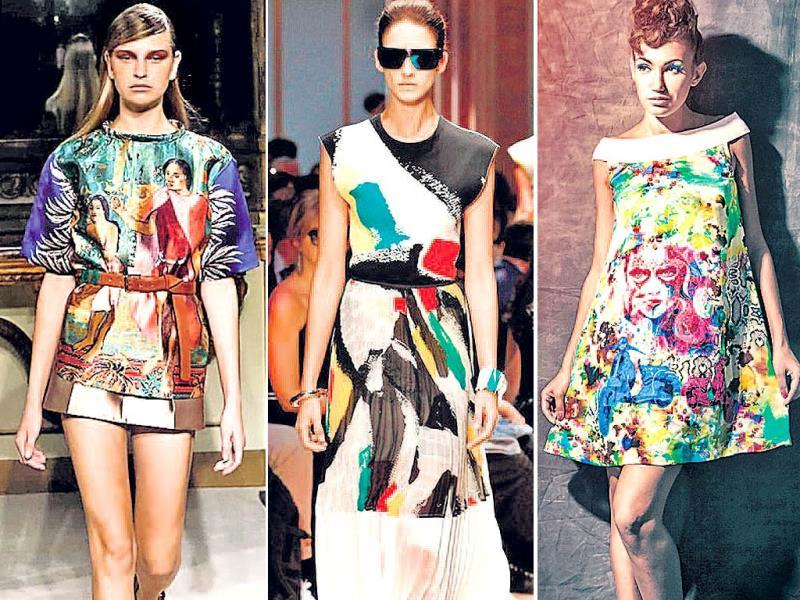 Going Artsy This Is How You Rock Art House Chic 3d Style Lifestyle Photos Hindustan Times