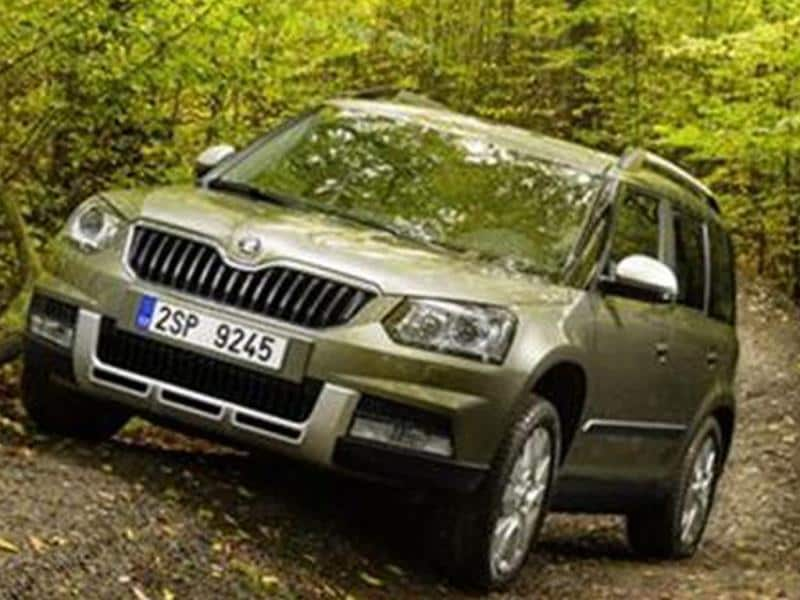 Skoda to launch Yeti facelift in September
