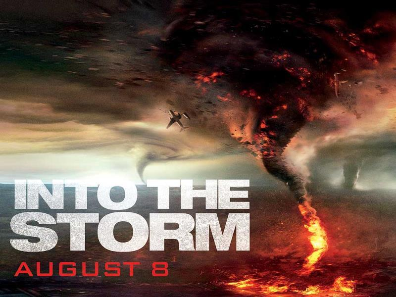 Into the Storm is a 'found footage' disaster film, directed by Steven Quale and scripted by John Swetnam. 'Found footage' is a technique where a substantial part of a film is presented as discovered film or video recordings.