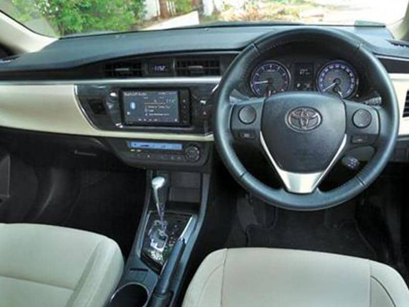 2014 Toyota Corolla Altis reviewed