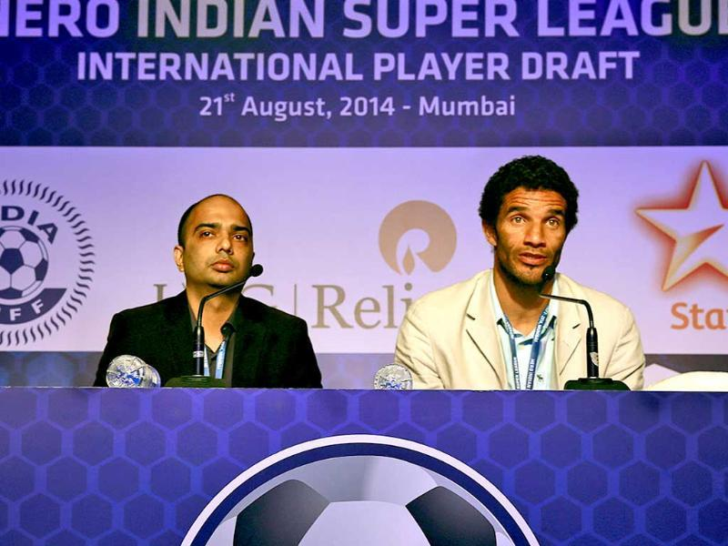 Indian Super League's (ISL)