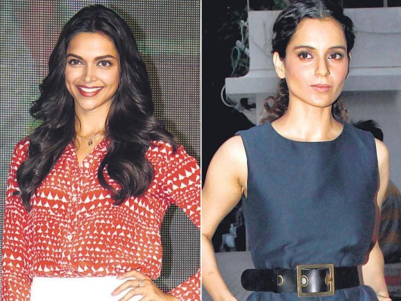 The good: Kangana Ranaut at a film screening and Deepika Padukone at a film promotional OURTAKE: Both took a casual approach, and we love how simple their looks are. While Deepika's look is an expected one, Kangana made hers unusual by leaving behind her signature structured bag and tying her hair back.