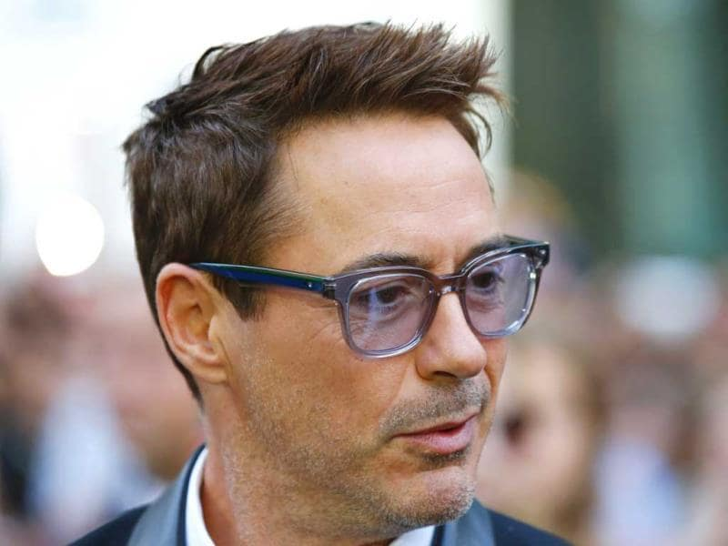 Actor Robert Downey Jr. arrives for the gala for the film The Judge at the Toronto International Film Festival, September 4, 2014. (Reuters)