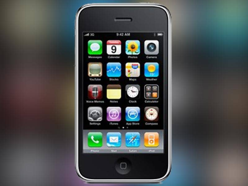 iPhone 3GS was launched in 2009.