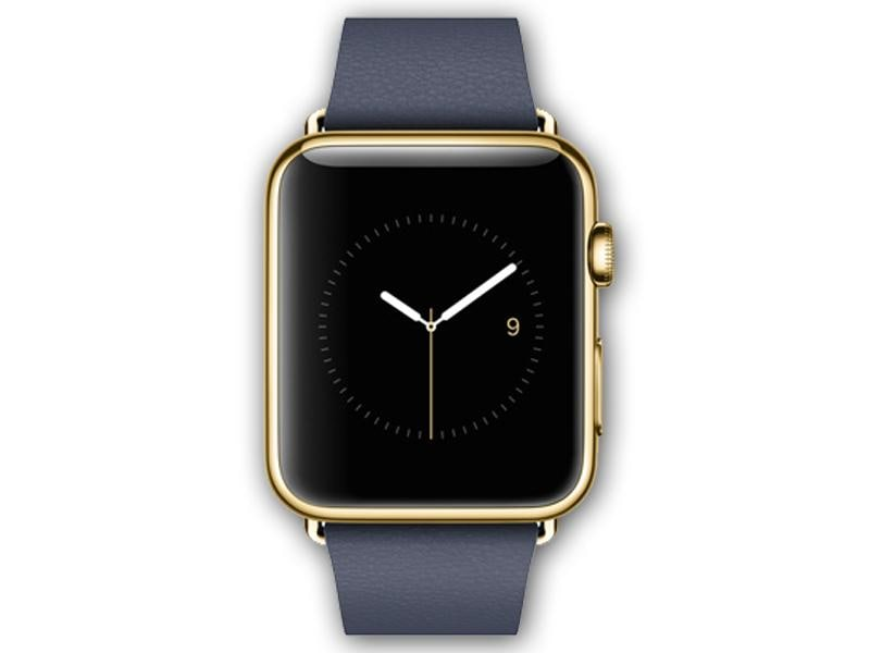 The Apple Watch Edition, which is made from 18-karat gold, is one among the 3 variants that Apple has launched. The other two variants Apple Watch and Apple Watch Sport also have a gyroscope and an accelerometer that help in keeping track of fitness levels.