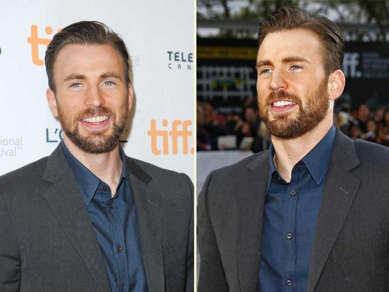 Actor/director Chris Evans attends the Before We Go premiere at the Toronto International Film Festival on September 12, 2014 in Toronto (Agencies)