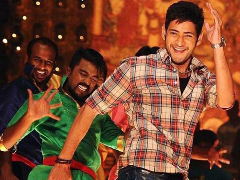What's new is that Mahesh will speak the Rayalaseema dialect of Telugu, as opposed to the Telangana dialect he spoke in Dookudu. (Aagadu/Facebook)