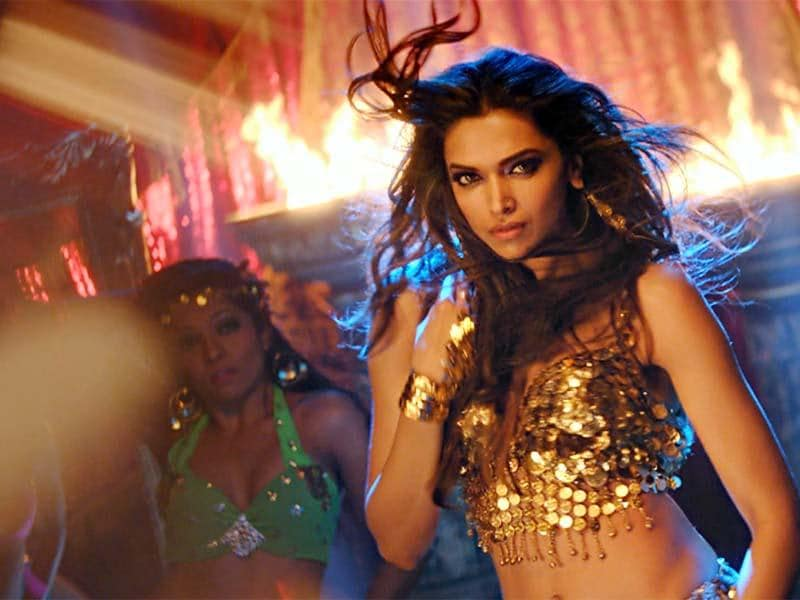 With back-to-back blockbusters and an impressive line-up of upcoming films, Deepika Padukone is certainly the reigning queen of Bollywood. The actor who started off her career with SRK's Om Shanti Om is made the cash registers ring yet again with King Khan in Happy New Year. Take a look at Deepika's on-screen journey.Pic: Deepika in a still from her song Lovely in Farah Khan's Happy New Year, one of the highest grossers of 2014.
