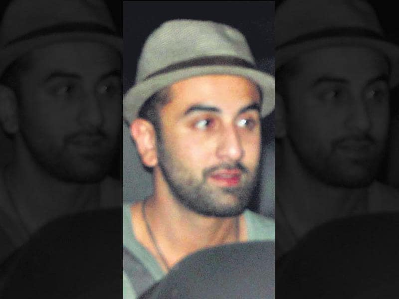 Ranbir Kapoor: The actor was clicked driving into a party with actor and rumoured girlfriend Katrina Kaif. He kept it low-key in a trilby hat that looked stylish.