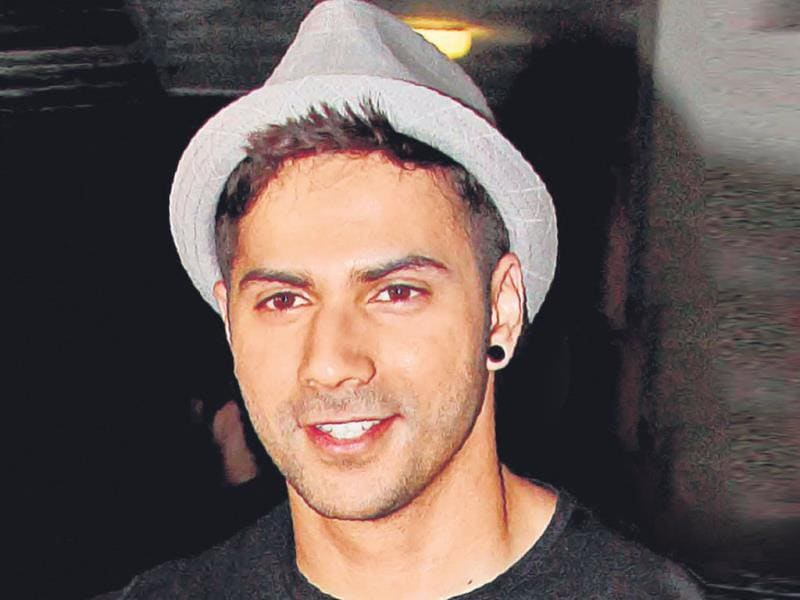 Varun Dhawan: Dhawan junior turned up for a movie screening in a grey trilby hat. He looked like a member of an international boy band, ready to show off some dance moves.