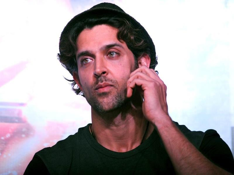Hrithik will soon be seen in Siddharth Anand's Bang Bang. (AFP PHOTO/STR)