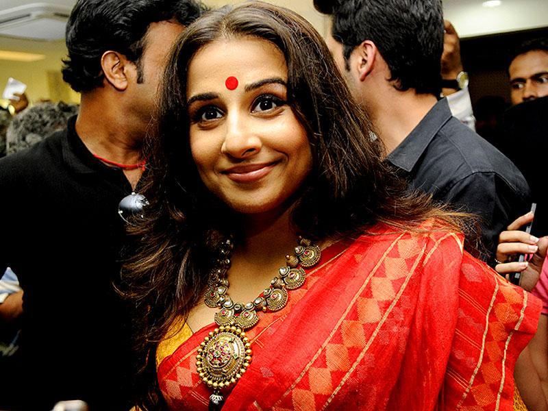 Vidya Balan featured in 2012 film Kahaani which was set in Kolkata. (Photo by Subhankar Chakraborty/ Hindustan Times)