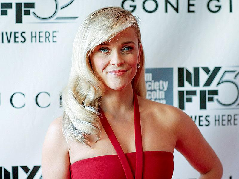 Oscar winning actor Reese Witherspoon (Reuters Photo)